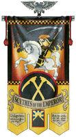 Emperor's Scythe Banner 2