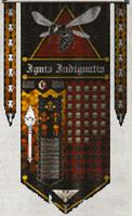 Ignis Indignatio Honour Banner
