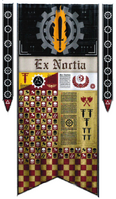 Legio Atarus Walord Honour Banner