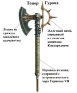Топор Гурона