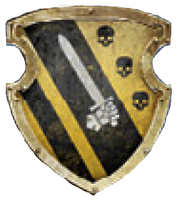 True Messengers Warbringer Princeps Livery Shield