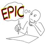 Guide:How To Write Something Epic
