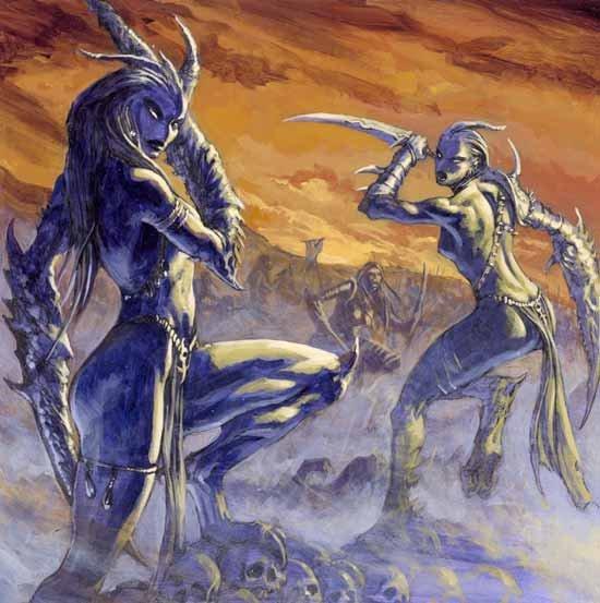Демонессы