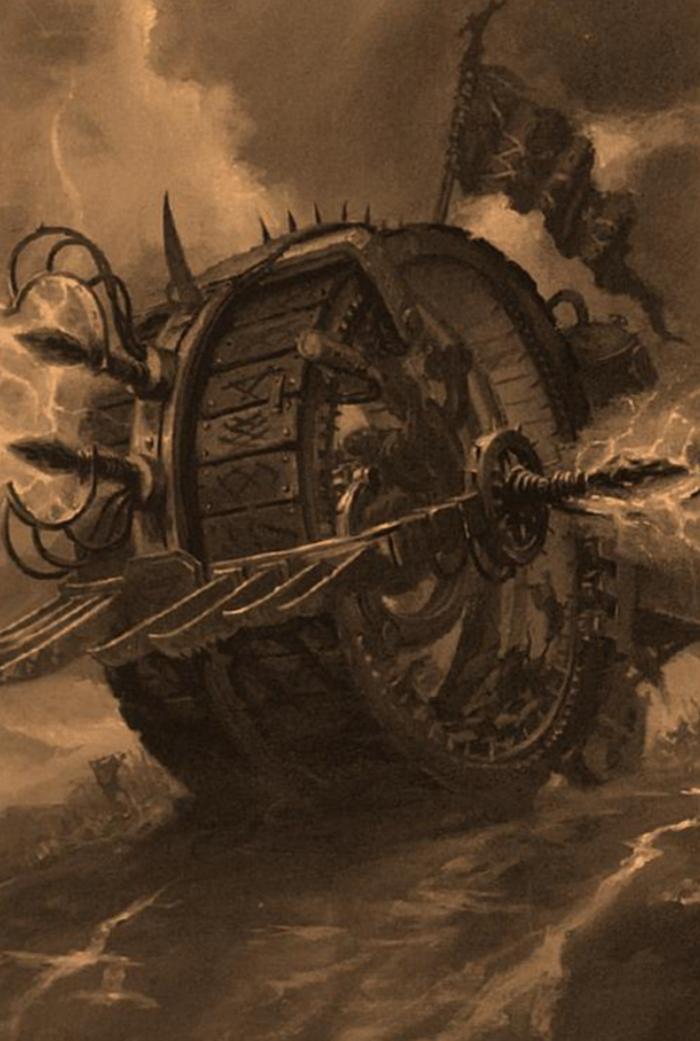 Гибельное колесо