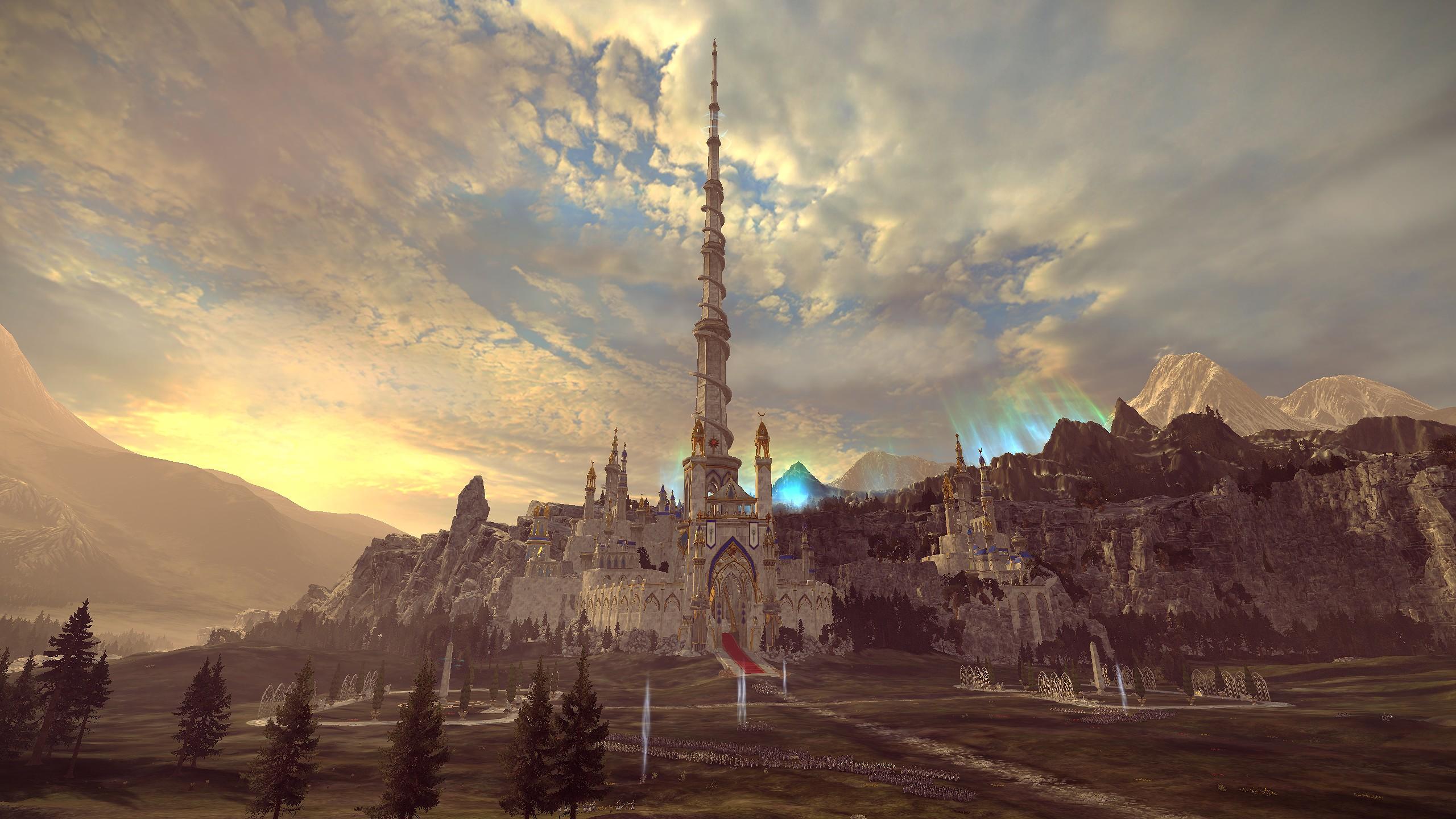 Белая башня Хоэта