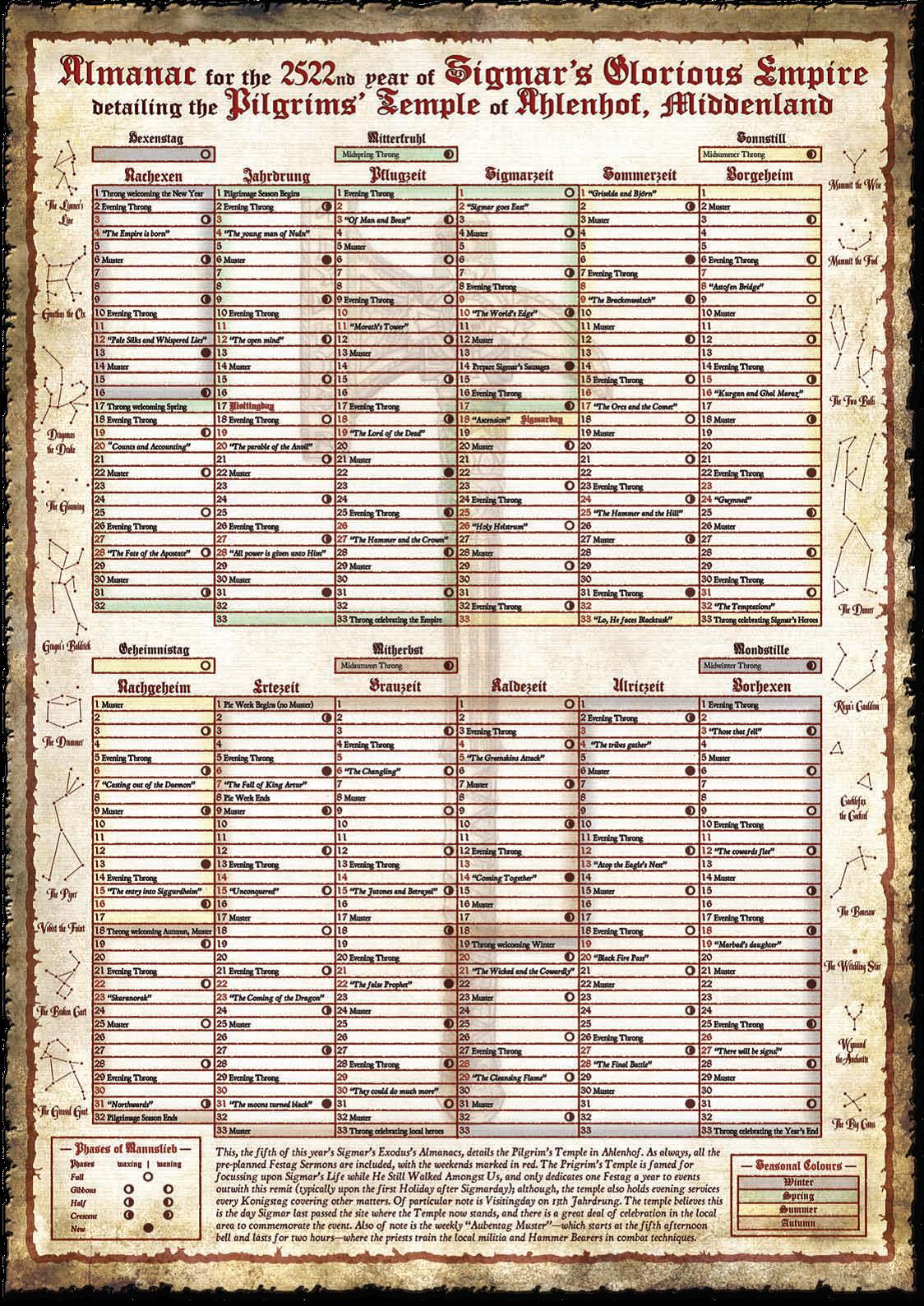 Имперский календарь