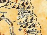 Ущелье Жизоро