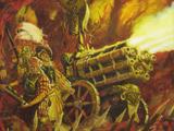 Залповая пушка «Адское Пламя»