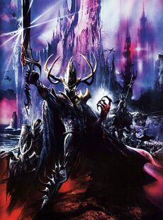 Elfos Oscuros 6ª edición por Geoff Taylor Malekith.jpg