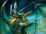High Elf Dragon