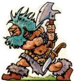Norse Dwarf Berserkers