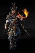 Zhao Ming Cathay Total War Warhammer III