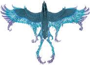 High Elf Frostheart Phoenix (5)