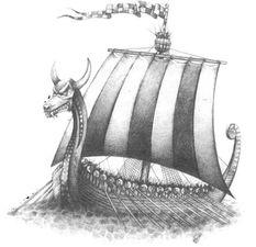 Norse Longship