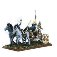 Tiranoc Chariot High Elves 6th Edition Miniature