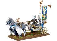 Tiranoc Chariot High Elves 8th Edition Miniature