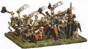 Richter Kruegar Cursed Company Dogs of War 6th Edition miniatures