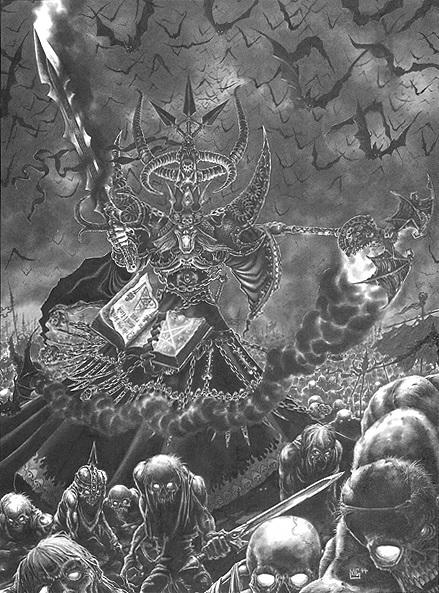 Nine Books of Nagash