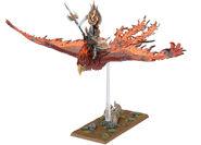 High Elf Flamespyre Phoenix (1)