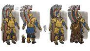 Gryphon Legion Concept Art Roster Reveal