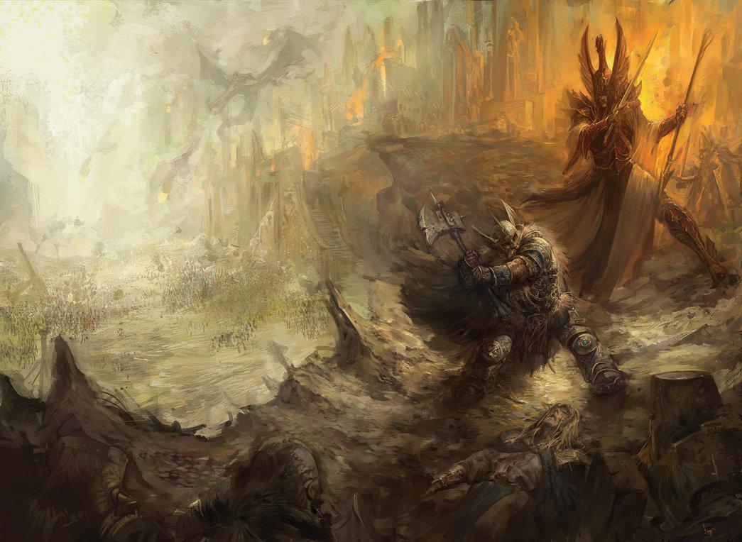 War of the Beard