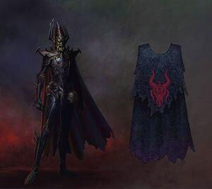 Rakarth with Cloak