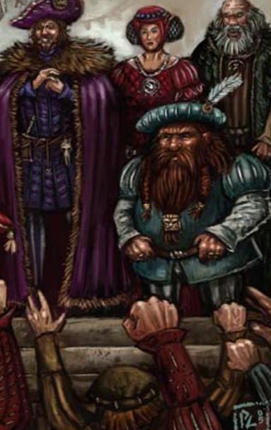 Imperial Dwarf