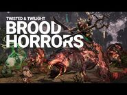 Introducing Brood Horrors, Single Units & Mounts - The Twisted & The Twilight Total War- WARHAMMER 2