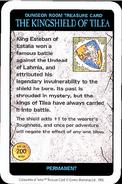 Kingshield of Tilea