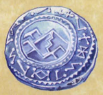 Warhammer Fantasy Roleplay - Currency (Dwarf Coins).png
