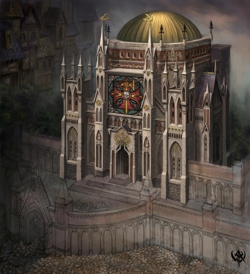 Holy Temple of Sigmar
