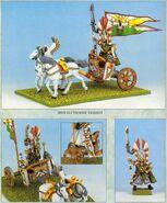 Tiranoc Chariot High Elves 4th Edition Miniature