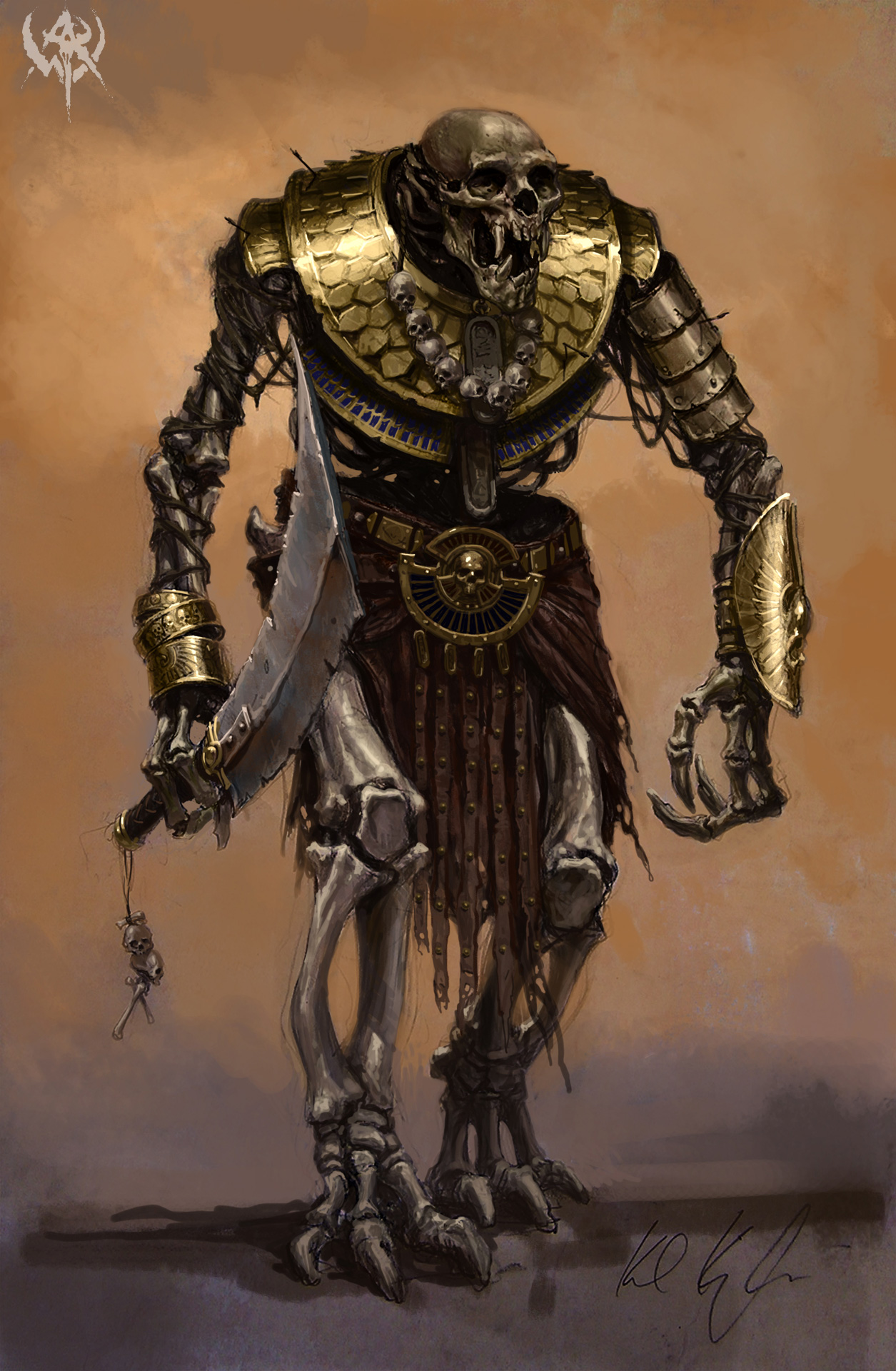 Necrolith Colossus