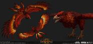 Total War Flamespyre Phoenix Render 1