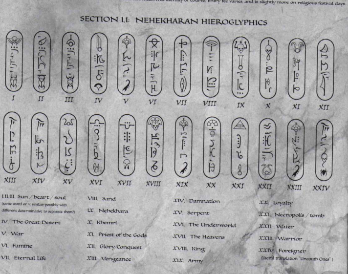High Nehekharan