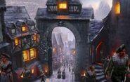 Warhammer Middenheim Street