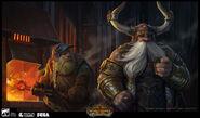 Thorek and Kraggi