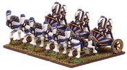 Tiranoc Chariot High Elves Warmaster Miniatures