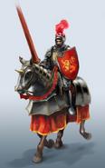 Knights Lion