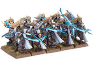 High Elves Sisters of Avelorn 8th Edition Miniatures