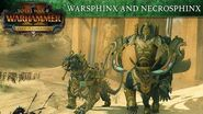 Total War WARHAMMER 2 - Tomb Kings Introducing..
