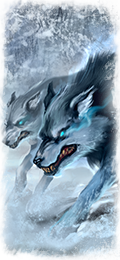 Norscan Ice Wolf