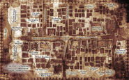 Street of a Hundred Taverns Map
