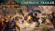 Total War WARHAMMER 2 The Hunter & The Beast Trailer