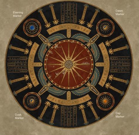 Nehekharan Calendar