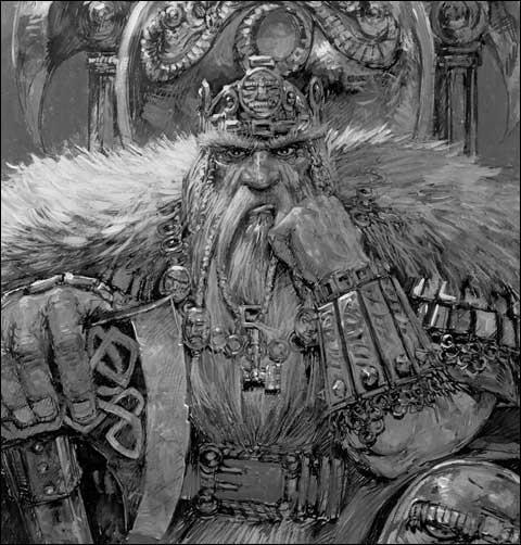 Snorri Whitebeard