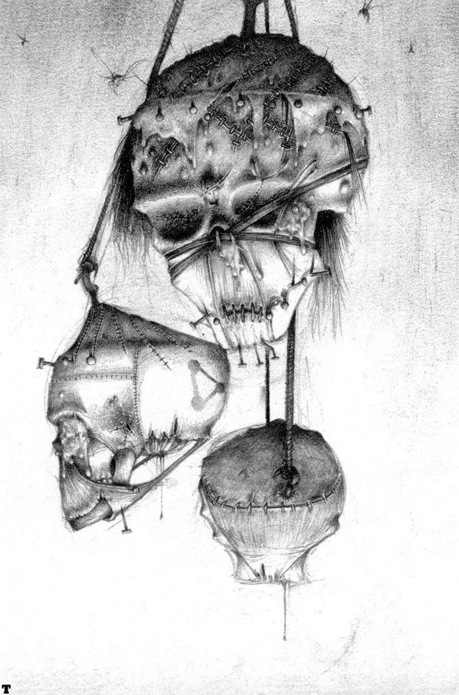 Death Head of Nurgle