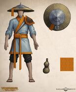 Total-war-warhammer-3-grand-cathay-tabletop-rules-concept-art-light-infantry-shield