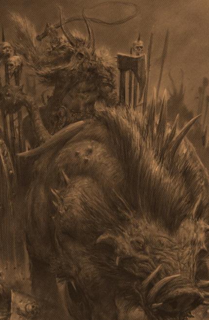 Razorgor Chariot