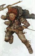 Warhammer Wolf Kins
